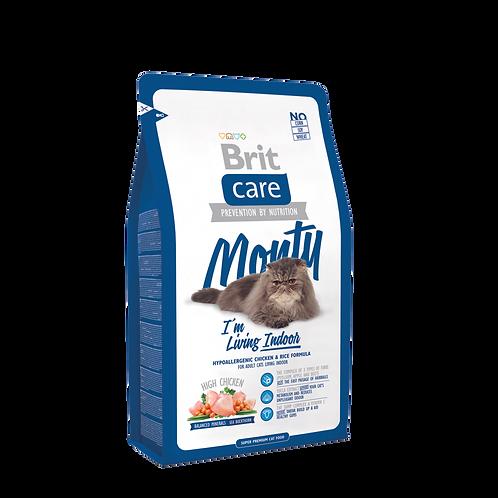 Brit Care Cat Indoor Monty 7 Kg