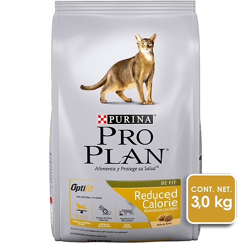 Proplan felino reduced calories