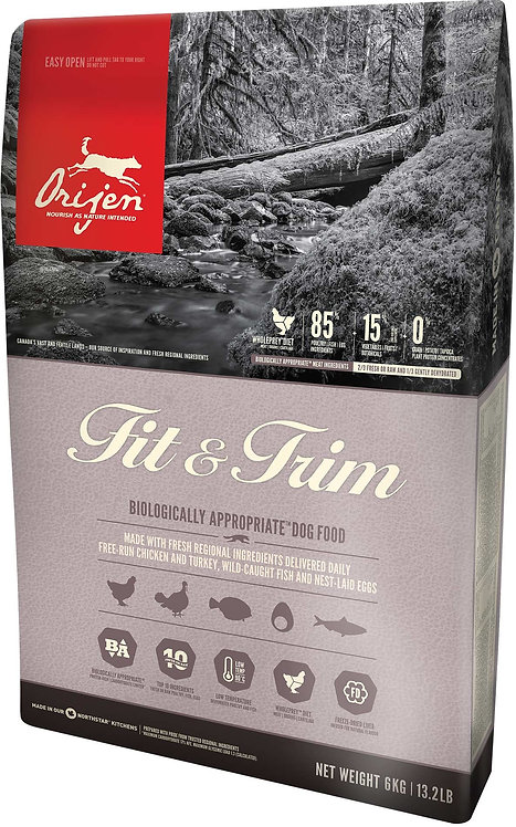 Origen Original Fit And Trim 2 Kg