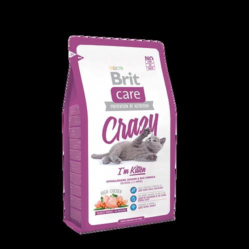 Brit Care Cat Kitten Crazy 7 Kg