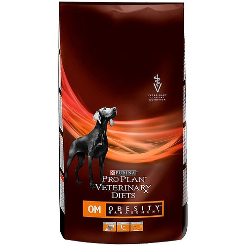 Proplan canine OM veterinary diets 1,5 Kg