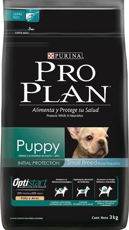 Proplan canino puppy raza pequeña