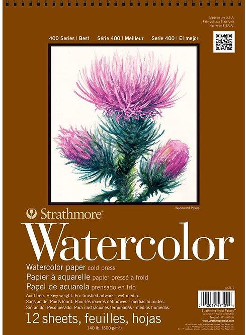 Strathmore 400 Series Watercolor Paper