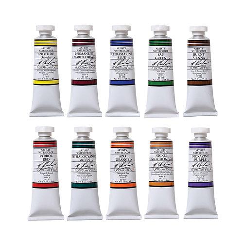 M. Graham Watercolor 15ml Tubes