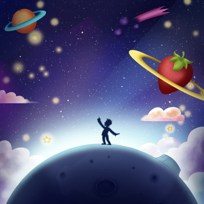 Fruit in the stars
