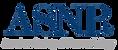 Logo - ASNR