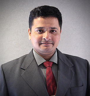 Photograph of Dr. Manish Sabnis