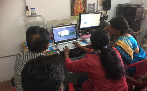 Briefing of new software updates to RNTC