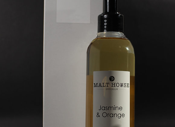 Malt House Emporium Organic Body Wash