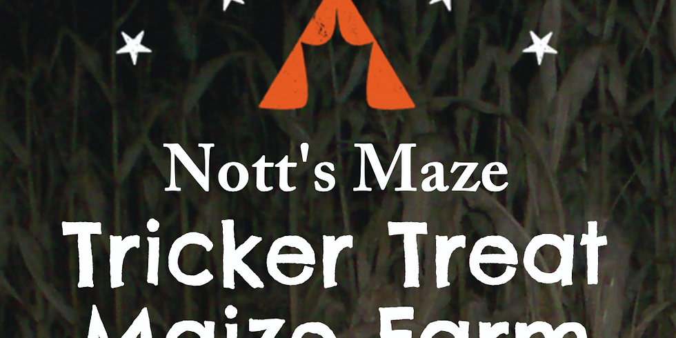 Tricker Treat Maze.
