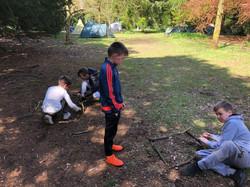 Campfire workshop