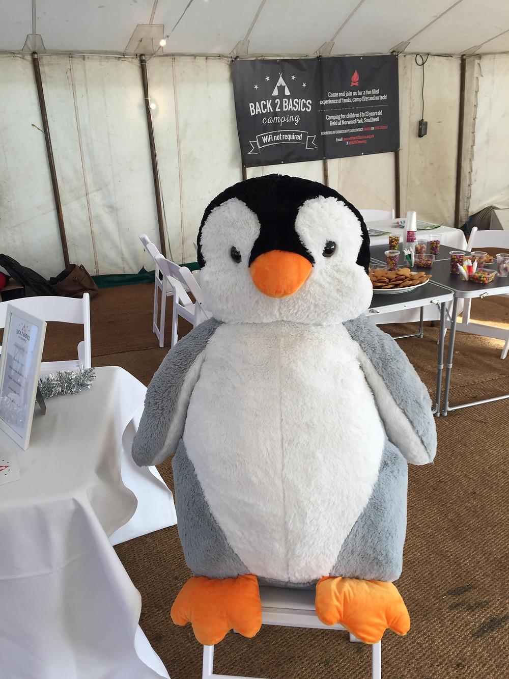 PeteThe Penguin