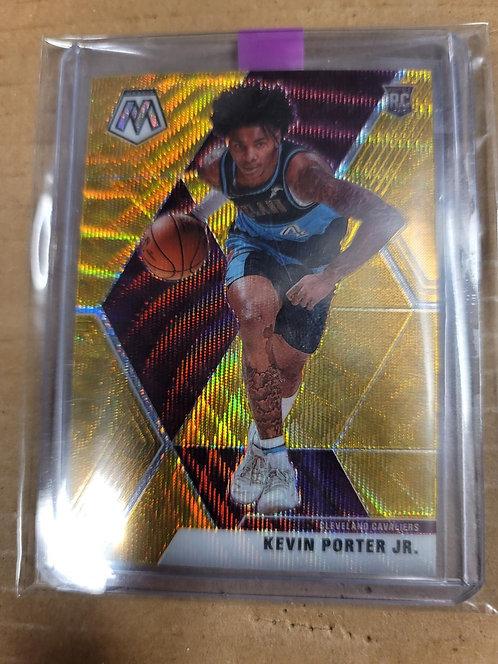 Kevin Porter Jr Gold Wave RC