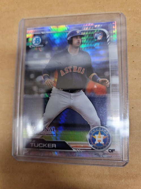 National Convention Kyle Tucker Refractor RC