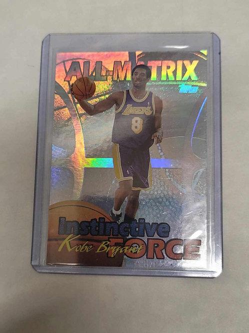 Kobe Bryant All-Matrix Foil