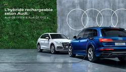 Audi France Hybride
