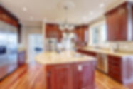 Welcoming Kitchen With Large Kitchen Island.jpg