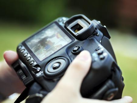 Fotografía básica / Elige tu cámara / Frank Palace