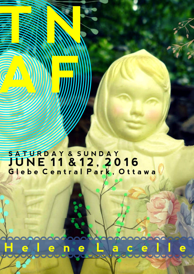 THE NEW ART FESTIVAL - OTTAWA - June 112&12 - MY BOOTH # 139