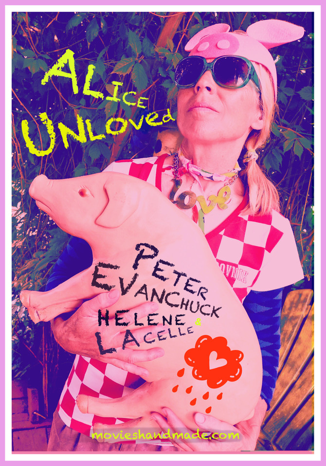 ALICE UNLOVED - new movie fantasy by PETER EVANCHUCK