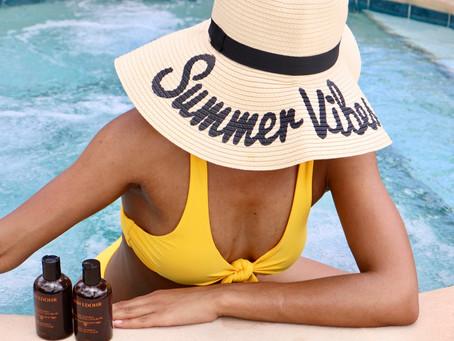 Summer & Natural Hair Care