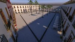 Plaza Vieja Almeria