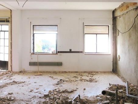 Quiero comprar un piso para reformar ¿Por donde empiezo?