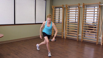 5-Minute Lower Body Strengthening Workout