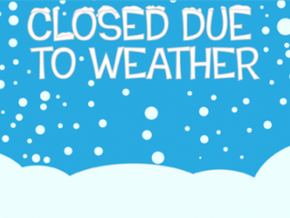 Office Closing for Inclement Weather
