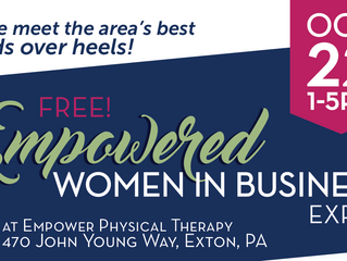 Women in Business Expo at Empower PT