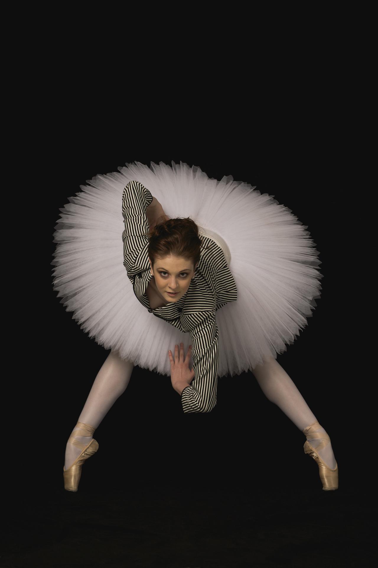 Dramatic Ballerina