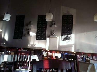 Siam Cuisine (Thai Restaurant) - Dining Room