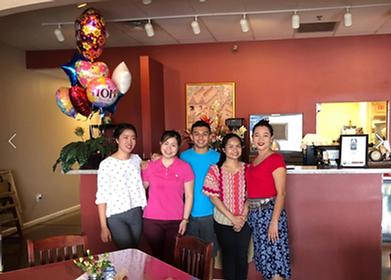 Siam Cuisine (Thai Restaurant) - Serving Staff