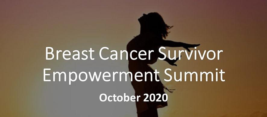 2020 Breast Cancer Survivor Empowerment
