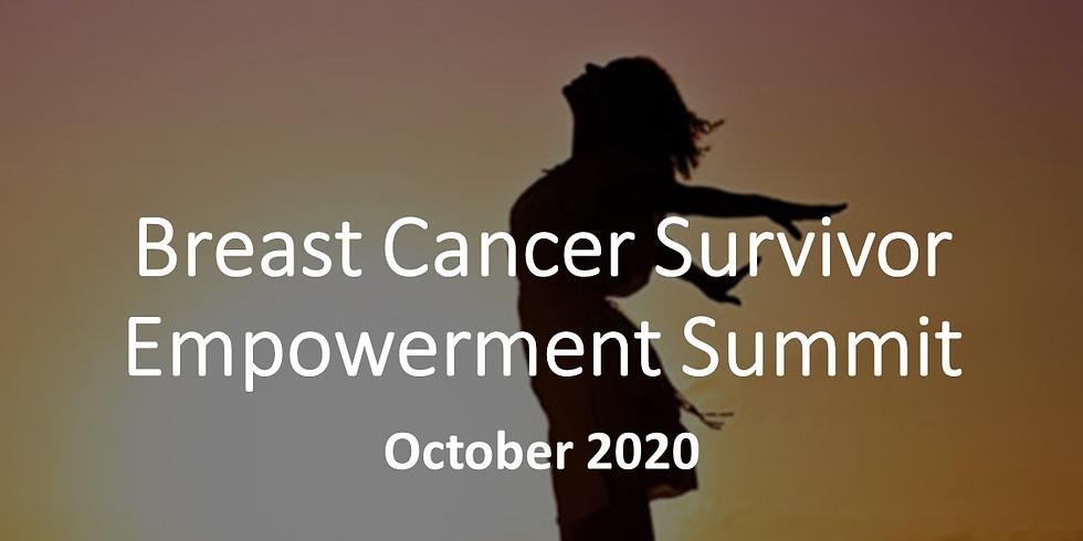 2020 Breast Cancer Survivor Empowerment Summit