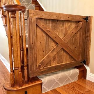 Barn Door Gate