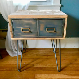 One of a kind Nightstand