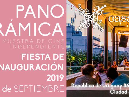 Se llevó a cabo nuestra fiesta de inauguración   Panorámica 2019