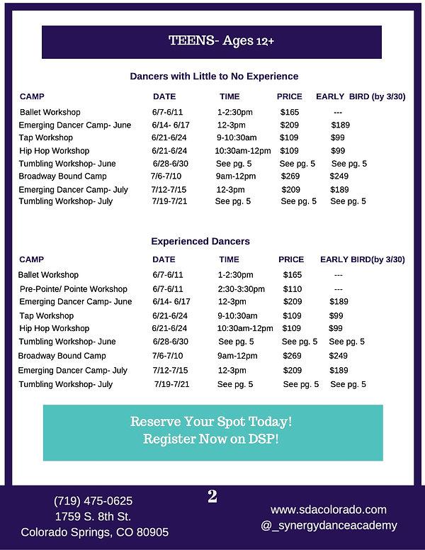 Summer 2021 Technical Program Info Packe
