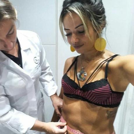Camila Attademo e Juliana Teixeira