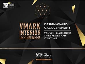 VMARK INTERIOR DESIGN WEEK 2019 AWARDS GALA