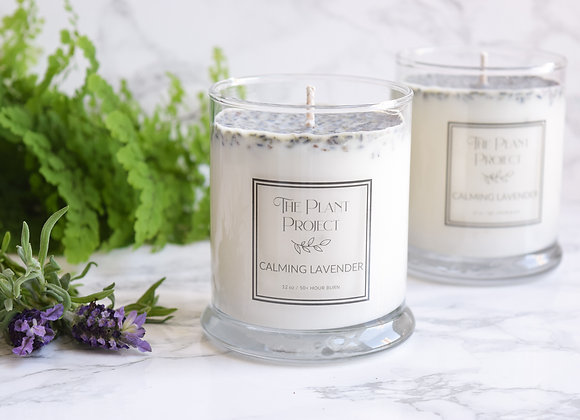 Calming Lavender Candle