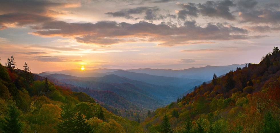 the-sun-rises-over-the-mountains-during-