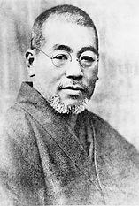 Mikao Usui, founder of the spiritual practice known as Reiki Ryoho (healing art or method).
