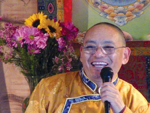 Geshe Dangsong Namgyal