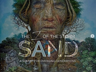 The I of the Storm - SAND Young Sages Conference