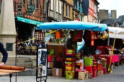 Dol de Bretagne market