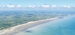 Cherrueix coast