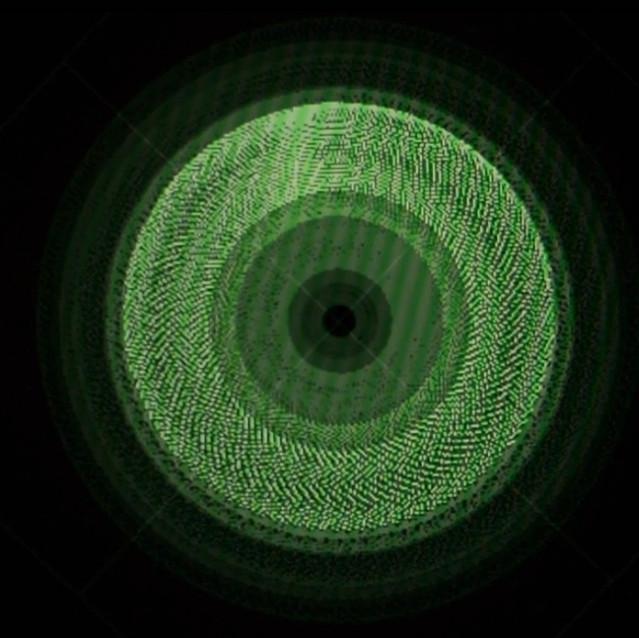 Reiki research - Oscilloscope