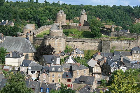 Medieval Fougeres